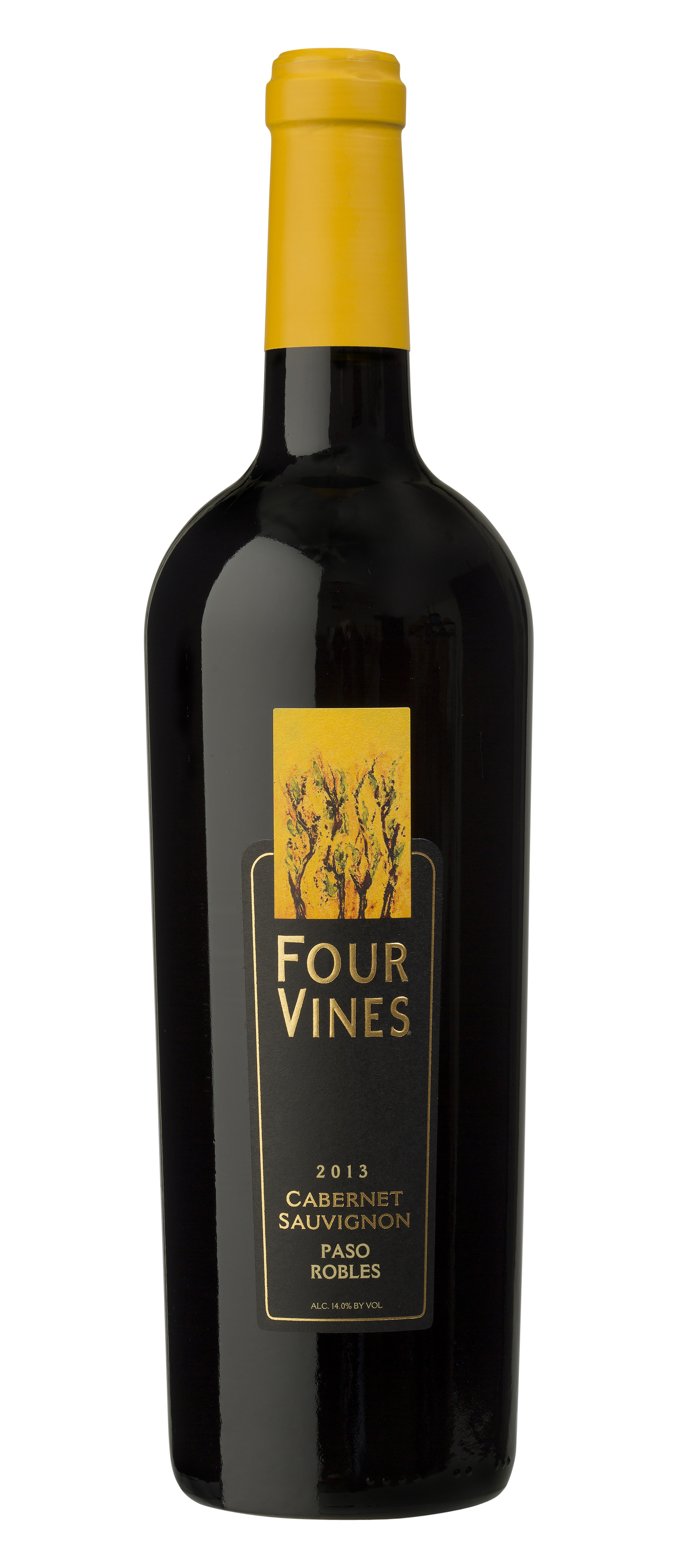 Four Vines Paso Robles Cabernet Sauvignon (Bottle)